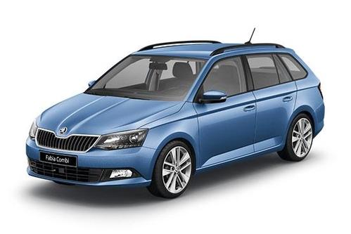 car for rent - Škoda fabia combi iii 1.2 tsi ambition - car rental,irent