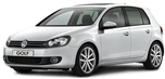 VW Golf VI. 2,0 TDi